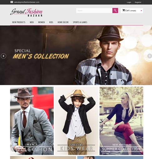 Grand Fashion Bazaar